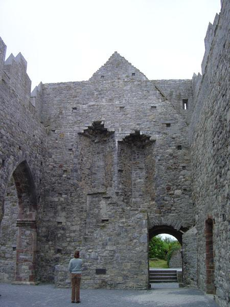 The cathedral at Ardfert.