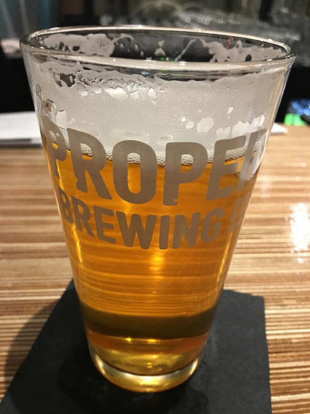 A Proper Idaho beer