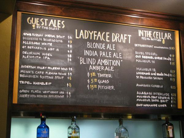 Ladyface Alehouse & Brasserie in Agoura Hills