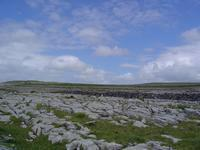 The Burren is quite a stark and dramatic landscape.