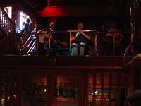 One of our favorite trad bands, Sliotar, playing at one of our favorite Dublin pubs, The Porterhouse.