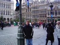 The Grand Place...
