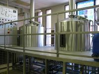 The research brewery at University College Cork.