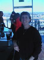 Teh Gravity Bar at the Guinness Brewery.