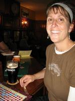 Pints and scrabble at Gus O'Connors