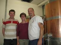 Here we are with the owner/brewery Aidan Murphy.