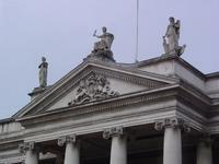Bank of Ireland - former home of the Irish  Parliament prior to the Act of Union in 1800.